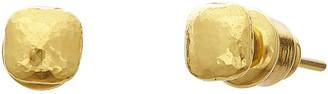 Gurhan 22K Spell Pebble Stud Earrings