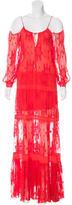 Alexis Off-The-Shoulder Maxi Dress