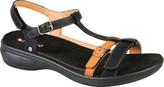 Women's Revere Comfort Shoes Milan T Strap Sandal