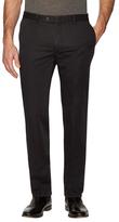 Side Pockets Flat Front Pants
