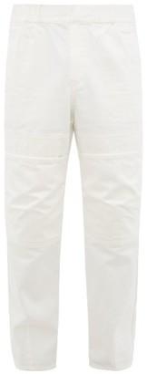 Ambush Oversized-pocket Straight-leg Jeans - Mens - White