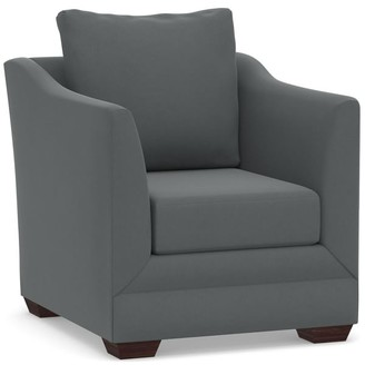 Pottery Barn Celeste Upholstered Armchair