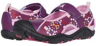 Kamik Claire (Toddler/Little Kid/Big Kid) (Grape) Girl's Shoes
