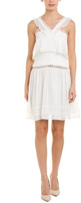 ML Monique Lhuillier Mini Dress
