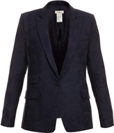 Paul & Joe Jacquard Navy Blazer