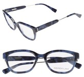 Derek Lam Women's 50Mm Optical Glasses - Black