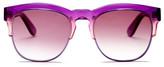 Wildfox Couture Unisex Clubfox Deluxe Sunglasses