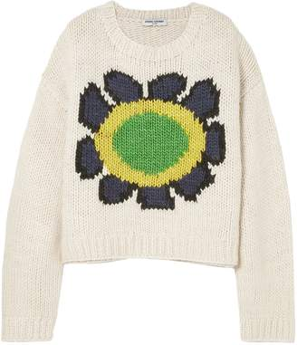Opening Ceremony Intarsia Wool-blend Sweater