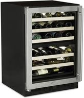 Marvel ML24WDG2RS 24-Inch Dual Zone Wine Cellar