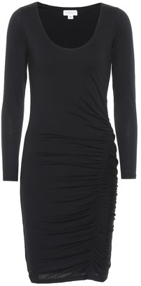 Velvet Jessica stretch-cotton dress