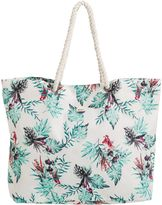 Roxy Printed Tropical Vibe Tote