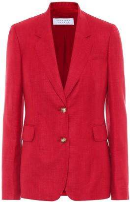Gabriela Hearst Exclusive to Mytheresa Sophie wool, silk and linen blazer
