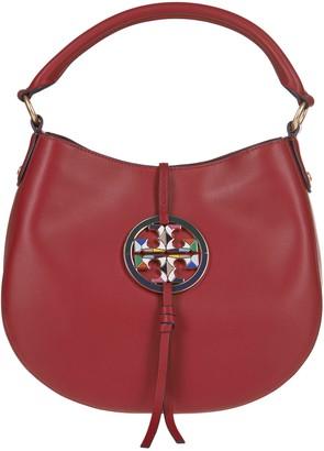 Tory Burch Shoulder Bag Miller Stainer Glass Mini Hobo