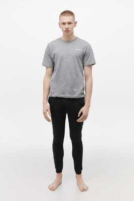 DKNY Cotton Lounge Pants - Black S at Urban Outfitters