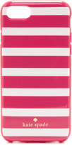 Kate Spade Fairmount Square Stripe iPhone 7 Case