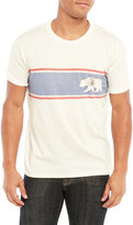 Lucky Brand Bear Stripe Tee