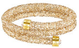 Swarovski Crystaldust Collection Slip-On Bangle