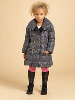 Juicy Couture Toddler's & Little Girl's Down Dot Puffer Coat