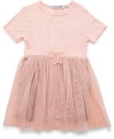 David Jones True Knit/Tulle/Sequin Dress