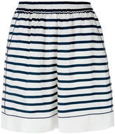Dolce & Gabbana striped shorts - women - Silk - 40