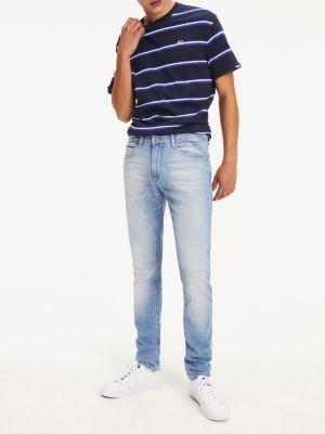 Tommy Hilfiger Tapered Slim Fit Denim Jeans