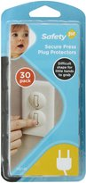 Safety 1st 30 Pack Secure Press Plug Protectors