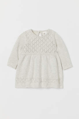 H&M Knit Cotton Dress