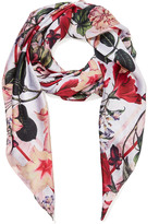 Portmans Blooms In Spring Scarf