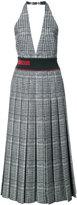 Fendi Glen plaid dress