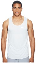 Nike Zonal Cooling Relay Running Tank Men's Sleeveless