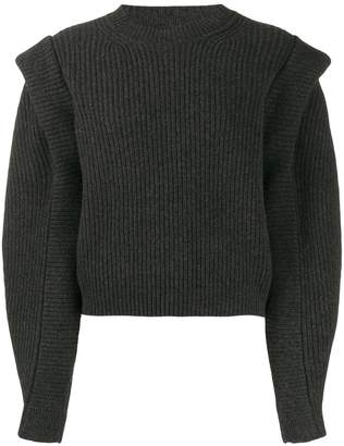 Isabel Marant Bolton knitted jumper