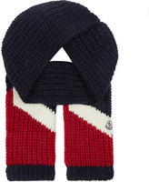 Moncler Chunky knit scarf