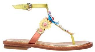 Fabi Toe post sandal