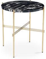 Interlude Selita Side Table, Black