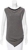 Rachel Zoe Striped Sleeveless Top