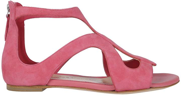 Alexander McQueen Strapped Sandals