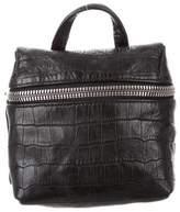 Kara Micro Satchel Crossbody Bag