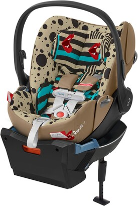 Cybex x Karolina Kurkova Cloud Q Infant Car Seat & Base