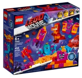 Lego Queen Watevra's Build Whatever Box! 70825