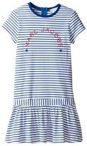 Little Marc Jacobs Mariniere Dress Girl's Dress