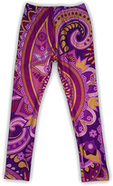 Urban Smalls Purple Paisley Toasties - Infant Toddler & Girls