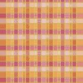 Garnier Thiebaut Coated Tablecloth Mille Ladies Pivoine 69 Inch Round