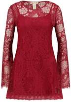Band of Gypsies Summer dress chilli pepper red
