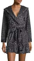 Betsey Johnson Terry Robe