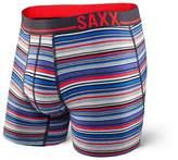 Saxx AXX 3ix Five Men Underwear Boxer Brief, No Fly, Regular Fit, 5 Inch Ineam