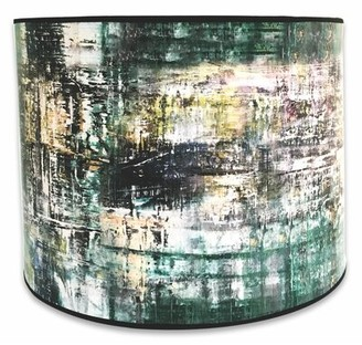 """Brayden Studio Modern Trendy Decorative Handmade 10"""" Paper Drum Lamp Shade Brayden Studio"""