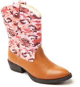 Deer Stags Ranch Toddler & Youth Boot - Girl's