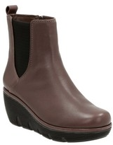 Clarks Women's 'Clarene Surf' Wedge Chelsea Boot
