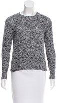 A.L.C. Metallic Knit Sweater