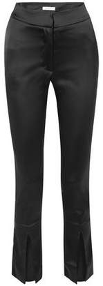 Beaufille Charmeuse Slim-leg Pants